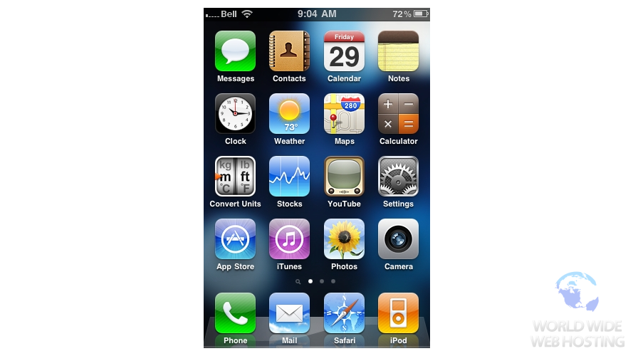 icone mail iphone 5. Black Bedroom Furniture Sets. Home Design Ideas